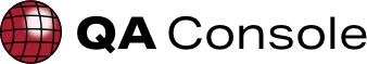 QA Console larger